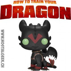 Funko Pop! How to Train Your Dragon Toothless (Vaulted)