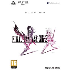 Final Fantasy XIII-2 - édition collector PS3