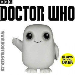 Funko Pop Doctor Who Adipose Phosphorescent Edition Limitée