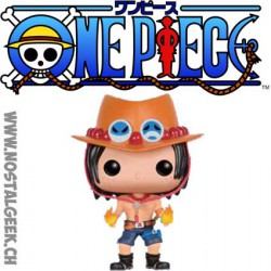 Funko Pop Anime One Piece Portgas D. Ace Vinyl Figure