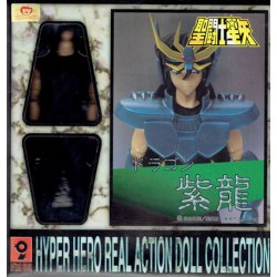 Action Figure Saint Seiya/Hyper Hero Real Doll/Shiryu /Dragon saint