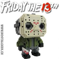 Funko Pop Horror Friday the 13th 8 bit Jason Voorhees Vinyl Figure