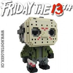Funko Pop Horror Friday the 13th 8 bit Jason Voorhees Vinyl Figure