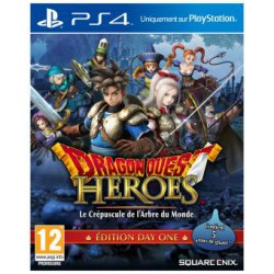 Dragon Quest Heroes Edition Day One PS4