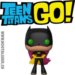 Funko Pop DC Teen Titans Go! Starfire as Batgirl Vinyl Figure