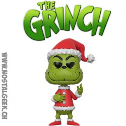 Funko Pop Movie The Grinch Santa Grinch Vinyl Figure