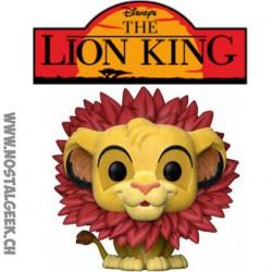 Pop Disney The Lion King Simba Leaf Mane Vinyl Figure