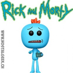 Funko Pop Rick et Morty Mr Meeseeks (M. Larbin)