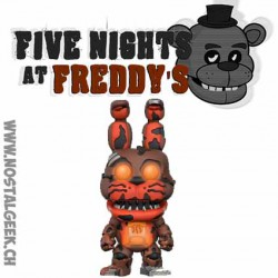 Funko Pop Game FNAF Jack-O-Bonnie Phosphorescent Edition Limitée