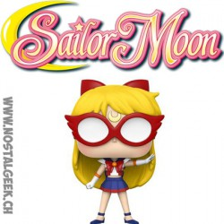 Funko Pop NYCC 2017 Sailor Moon Sailor V Edition Limitée