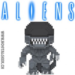 Funko Pop Movie Alien 8-bit Alien Xenomorph Vinyl Figure
