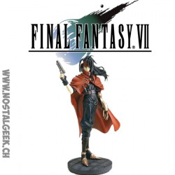 Final Fantasy VII Cold Cast Resin Statue 1/8 Vincent Valentine Kotobukiya