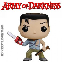 Funko Pop! TV Ash Vs. Evil Dead Bloody Ash Vinyl Figure