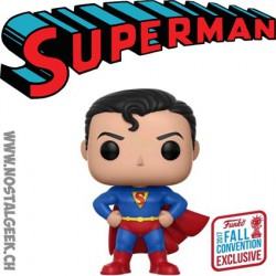 Funko Pop DC NYCC 2017 Superman 1 Limited Vinyl Figure