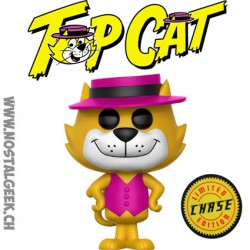 Funko Pop Hanna-Barbera Top Cat Chase Edition Limitée