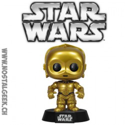 Funko Pop Star Wars C-3PO Vinyl Figure