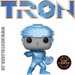 Funko Pop Disney Tron Phosphorescent Chase Edition Limitée