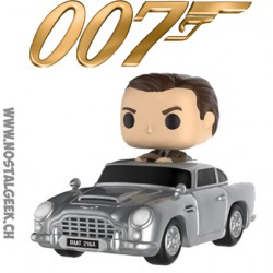 Funko Pop James Bond (from Goldfinger) Sean Connery Vinyl Figure