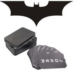 Batman Metal Box Cartes à jouer