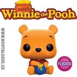 Funko Pop Disney Winnie the Pooh Flockée Edition Limitée