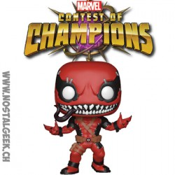 Funko Pop Games Marvel Contest of Champions VenomPool
