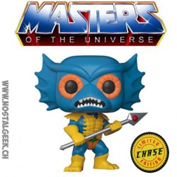 Funko Pop Masters of The Universe Merman Chase Edition Limitée