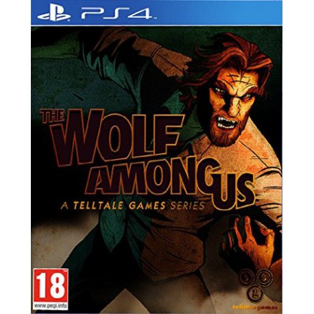 The Wolf Among Us Playstation 4