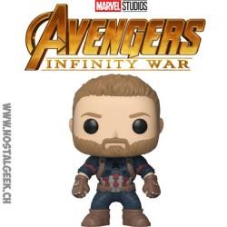 Funko Pop Marvel Avengers Infinity War Captain America