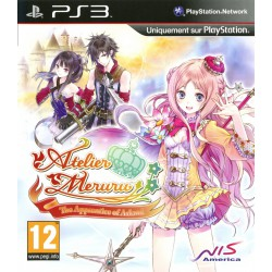 Atelier Meruru Playstation 3