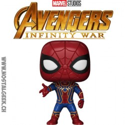Funko Pop Marvel Avengers Infinity War Iron Spider