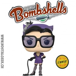 Funko Pop DC Bombshells Catwoman Chase Limited Vinyl Figure