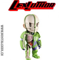 XXRAY DC Comics Lex Luthor Dissected Vynil Art Figure