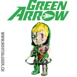 XXRAY DC Comics Green Arrow Dissected Vynil Art Figure