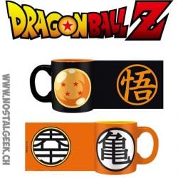Dragon Ball Z - Set 2 mini-mugs - 110 ml