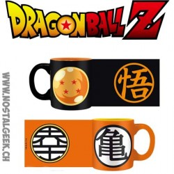 Dragon Ball Z - Set 2 mini-mugs - 110 ml