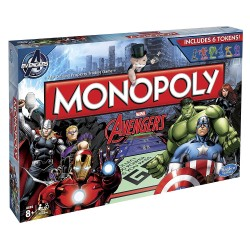 Monopoly Avengers French Version