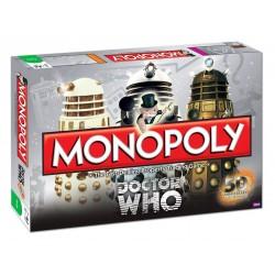 Monopoly Doctor Who (50e anniversaire)