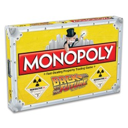 Monopoly Back to the future Collector's Edition
