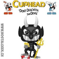 Funko Pop Games Cuphead The Devil