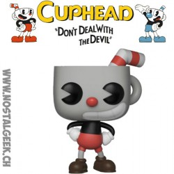 Funko Pop Games Cuphead- Cuphead