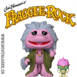 Funko Pop Fraggle Rock Mokey with Doozer