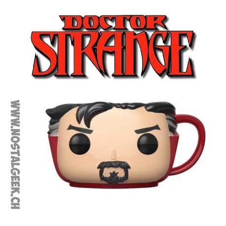 Funko Pop Marvel Doctor Strange Mug