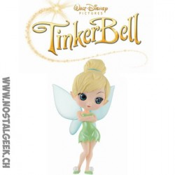 Disney Characters Q Posket Peter Pan -Tinkerbell