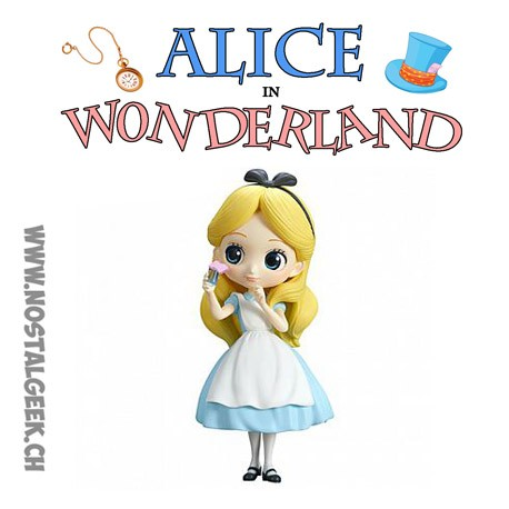 Toy Disney Characters Q Posket Alice In Wonderland Alice