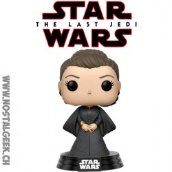 Funko Pop Star Wars The Last Jedi Princess Leia Exclusive Vinyl Figure