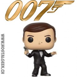 Funko Pop Movies James Bond Roger Moore From The Spy Who Loved Me