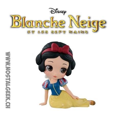 Disney Q posket Characters petit vol.4 - Snow White (Blanche Neige) Figure