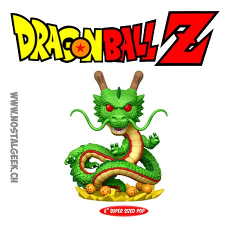 Funko Pop! 15 cm Dragon Ball Shenron Limited Vinyl Figure