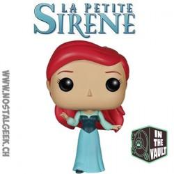 Funko Pop Disney La Petite Sirène Ariel In Blue Dress (Vaulted)