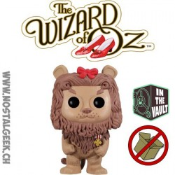 Funko Pop Movies The Wizard of Oz Cowardly Lion (Vaulted) Vinyl Figure